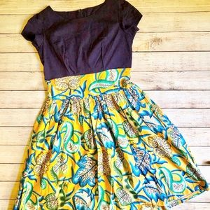 Shabby Apple Empire Waist Dress